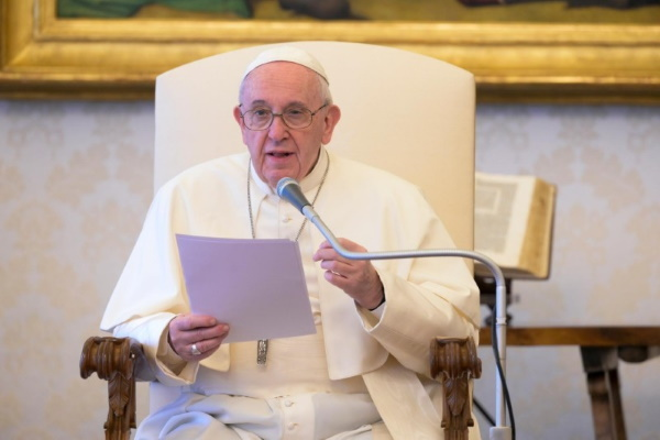 "Audiencia general: El Papa inicia ciclo de catequesis sobre la ""oración"""