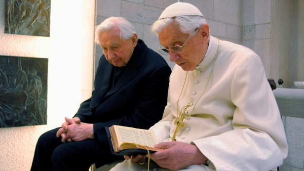 Fallece Georg Ratzinger, hermano mayor de Benedicto XVI